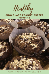 Chocolate Muffin Pin for Pinterest