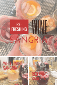 Red or White Wine Sangria PIN for Pinterest