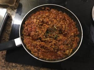 Easy Bolognese Sauce (Meat Sauce) 1