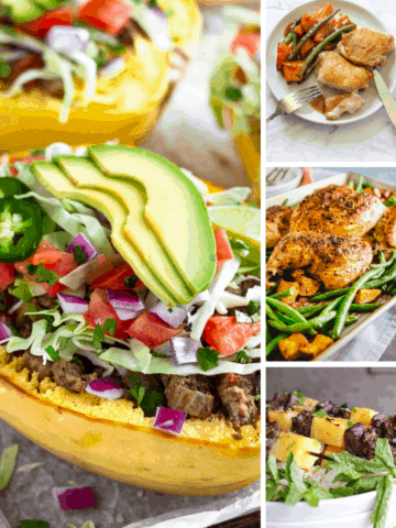 Family Friendly Whole30 Sheet Pan Dinners