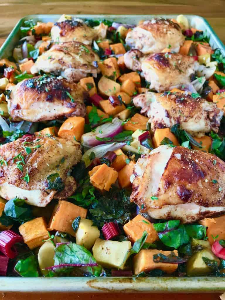 10 Family Friendly Whole30 Sheet Pan Dinners 8