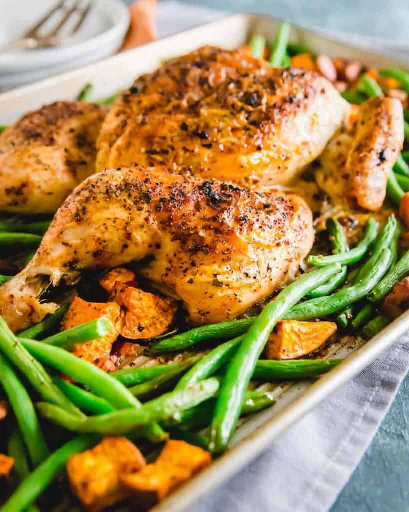 10 Family Friendly Whole30 Sheet Pan Dinners 3