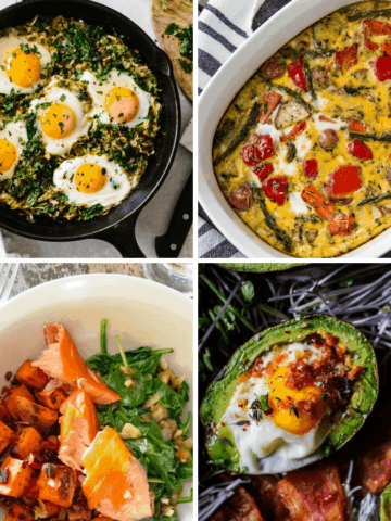 5 Whole30 Breakfast Ideas
