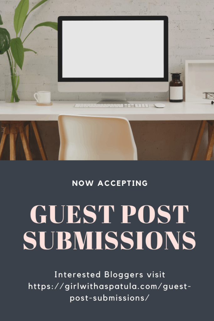 Guest Post Submissions PIN