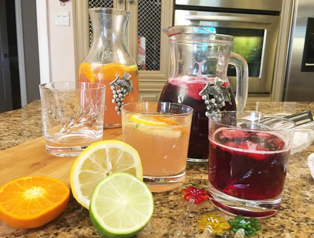 16 Refreshing Summer Drinks to Make for a Party 4