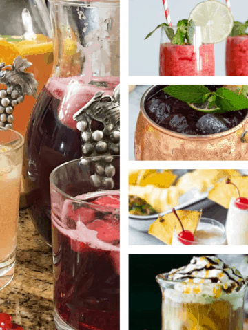 16 Refreshing Summer Drink Ideas Featured Image